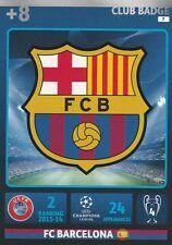 Adrenalyn XL Champions League 14/15 FC Barcelona  alle Karten zum aussuchen
