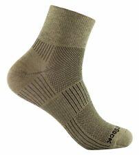 WRIGHTSOCK Profi Sportsocke Coolmesh II - anti-blasen -mittellang - khaki Socken