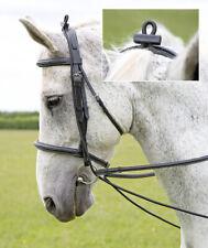 Shires Equestrian Elastic Adjustable Training Reins Aids Horse or Pony **FITS AL
