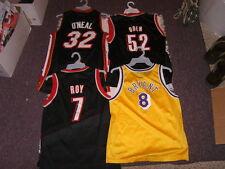 NBA Various Teams & Players Youth Teen Jersey  Sz 4, 7, 8, 10-12, 14-16 GUC EUC
