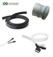 Kabelschlauch flexibel Kabelkanal Kabelführung Kabelspirale universell