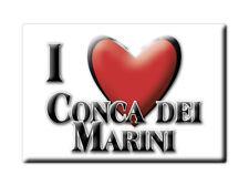 CALAMITA CAMPANIA FRIDGE MAGNET MAGNETE SOUVENIR LOVE CONCA DEI MARINI (SA)--