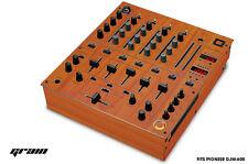 Skin Decal Wrap for PIONEER DJM-600 DJ Mixer CD Pro Audio DJM600 Parts - GRAIN