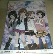 2011 TO ARU KAGAKU NO RAILGUN--LIMITED IMPORT VERSION--DISCOUNT SALE!!!
