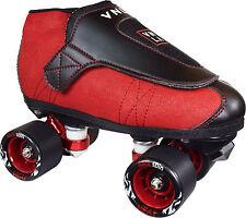 Code Red Jam Skates Quad Roller Skate - Rythmn Skating - Men & Women - Vanilla