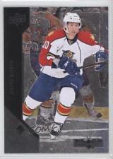 2011-12 Upper Deck Black Diamond #78 David Booth Florida Panthers Hockey Card