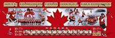 NHL Hockey Team Canada 2014 Winter Olympics Gold Medal Winner Photoramic #4001
