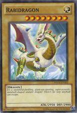 Rabidragon PHSW-EN002 Common Yu-Gi-Oh Card English New (U)