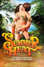 Summer In Heat - 1979 - Movie Poster