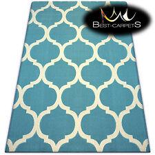 tendance épais Tapis stylé moderne 'SCANDI' Treillage pas cher best-carpets