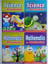 Libro De Educación Preescolar seleccionar libro de ciencia libro de matemáticas de 1 o 2 o 1 o 2