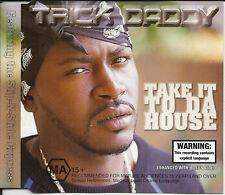 TRICK DADDY Take it to da House w/ VIDEO CD single 2001