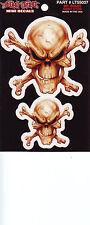 Autocollant Set Modèle Mr Bones 6,0 x 6,7 cm Grand