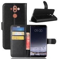 CoverKingz Nokia 8 Sirocco Handy-Hülle Flip-Case Cover Schutzhülle Wallet-Case