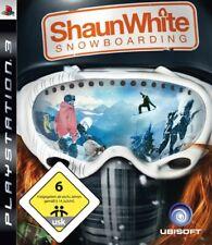 PS3 / Sony Playstation 3 Spiel - Shaun White Snowboarding (DEUTSCH) (mit OVP)
