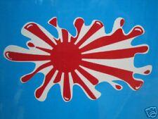 JAPANESE SPLAT Navy Flag Car stickers Mazda Honda R etc