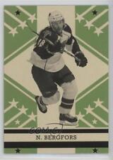 2011 O-Pee-Chee Box Bottoms #NIBE Niclas Bergfors Atlanta Thrashers Hockey Card