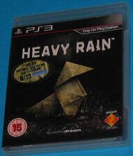 Heavy Rain - Sony Playstation 3 PS3 - PAL