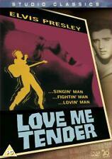 LOVE ME TENDER Elvis Presley Richard Egan Deborah Paget DVD