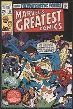 Marvel's Greatest Comics #28, 1970, Marvel Comics