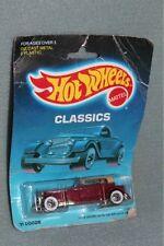Hot Wheels Classics '31 Doozie toy car vintage 1988