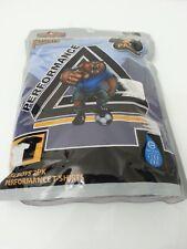 Black Bear Boys Apparel Performance T-Shirts Dk Blue/Lt Blue Sizes L and XL