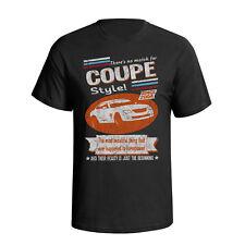 CHRYSLER Crossfire coupé 2004 style rétro t-shirt homme voiture