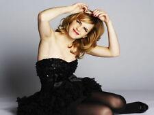 Emma Watson Hot Actress Sexy Dress Cleavage Giant Wall Print POSTER