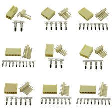 10PCS 2P 3P 4P 5P 6P~10P KF2510 2.54mm Pin Header+Terminal+Housing Connector AU