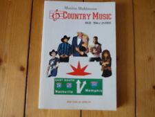 Monica Mahlmann Country Music der 90er Jahre BUCH RAR!