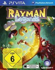 PS Vita Spiel - Rayman Legends (DE/EN) (mit OVP)