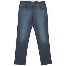 21035 BRAX Herren Jeans Hose CADIZ Straight Stretch inkblue used blau