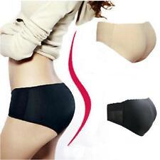 Full But Padded Butt Hip Enhancer Bottom Panties Underwear Brief Fake Ass Warm U