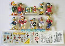 PAPERINO 2005 Donald Duck (entra e scegli il personaggio)_ SORPRESINA ZAINI