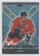 2000-01 Topps Own the Game #OTG7 Tony Amonte Chicago Blackhawks Hockey Card