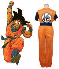 DRAGONBALL Kakarotto Goku Cosplay costume Kostüm Kinder Geschenke Child gift v3