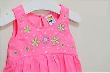 New Cute Girls Summer Dress Size: 1, 2, 3, 4