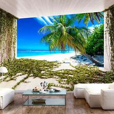 Vlies Fototapete Meer Landschaft 3d Optik Vlies Tapete xxl Wandbild c-C-0183-a-a
