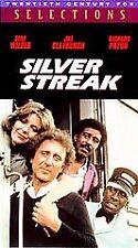 "New Sealed ""Silver Streak""    Twentieth Century Fox  SELECTION VHS Movie"