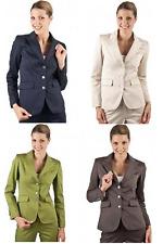 Lybwylson By Toff Toggs Blazer Mode de Créateurs Veste Costume Jaquette Femmes