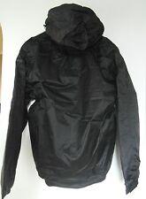 Warrior Tutta La Stagione Giacca in pile con cappuccio pieghevole nero 2xl 3xl 4xl NUOVO CON ETICHETTA