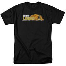 Atari Lunar Lander Gamer Licensed Adult T Shirt