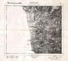 VERBICARO. ORSOMARSO.SCALEA.Maierà.DIAMANTE.BUONVICINO.Santa Domenica Talao.1873