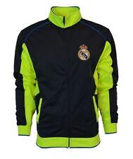 c614e4c4196 Real Madrid Jacket Light Zip Up Winter Hoodie new season adults Sweatshirt