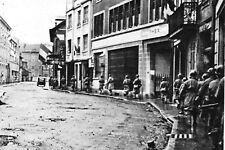 Photo WW2 - Belfort 20/11/1944 - Libération de Belfort par la 2ème DIM