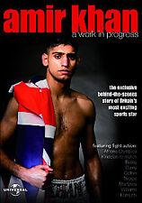 Amir Khan - A Work In Progress (DVD, 2006)