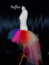 Tutu Unicorn Long Short Rainbow Festival  Carnival Burlesque Bustle 6-26