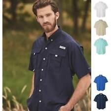 Columbia Bahama II Mens Short Sleeve Button Up Shirts 101165