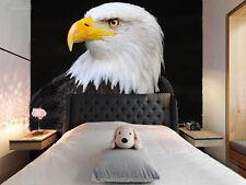 3D Eagle Animal 406 Wallpaper Murals Wall Print Wallpaper Mural AJ WALL AU Lemon