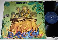 BROTH same LP Mercury Rec. GER 1971 Rare PROG ROCK FOC